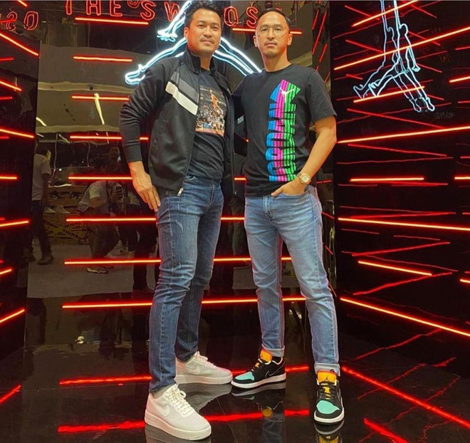 Khung hình gây sốt: Louis Nguyễn thích thú bên Wowy, Philip Nguyễn - Linh Rin thân thiết gặp gỡ Yuno Bigboi tại sự kiện - Ảnh 5.