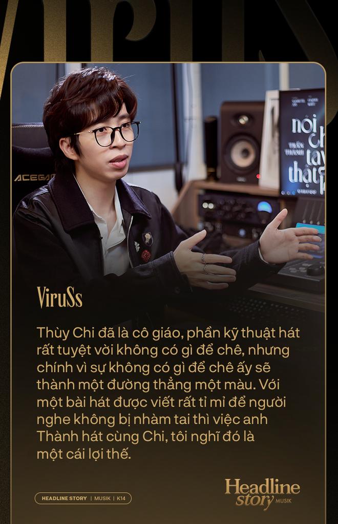 ViruSs: Có lẽ hạnh phúc của Sơn Tùng là đủ còn hạnh phúc của tôi là hơn Sơn Tùng - Ảnh 3.