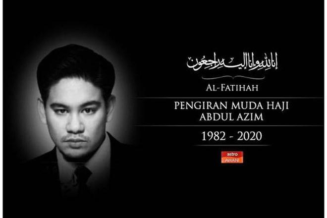 Hoàng tử trẻ tuổi của Brunei qua đời trong sự ngỡ ngàng của dư luận châu Á, cả nước thực hiện quốc tang 7 ngày - Ảnh 1.