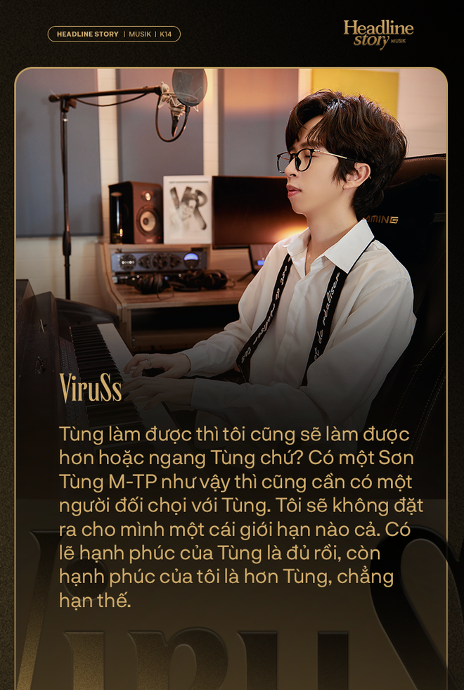 ViruSs: Có lẽ hạnh phúc của Sơn Tùng là đủ còn hạnh phúc của tôi là hơn Sơn Tùng - Ảnh 16.