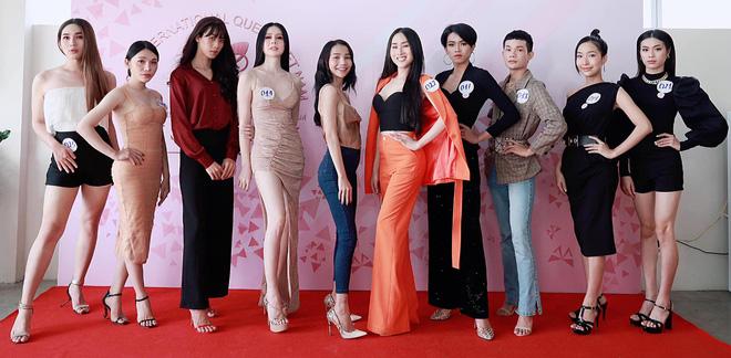 Loạt ảnh bên trong buổi workshop hé lộ nhan sắc thật dàn thí sinh Hoa hậu Chuyển giới Việt Nam, 2 mỹ nhân nổi nhất có như lời đồn? - Ảnh 5.