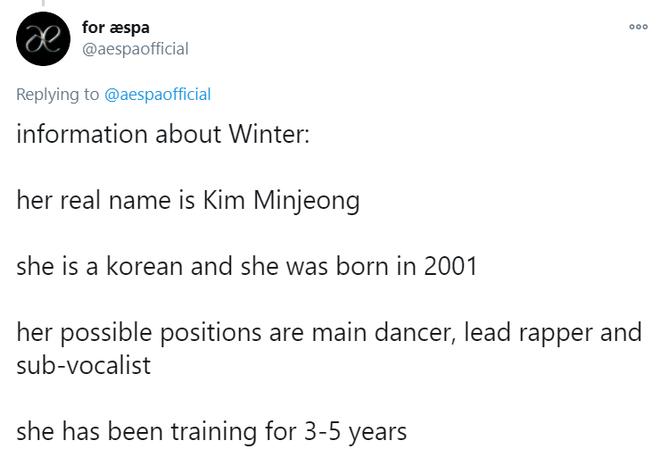SM tung ảnh thành viên đầu tiên của nhóm nữ mới: Có nét giống Taeyeon (SNSD), nhìn tên mà tưởng theo concept… xuân hạ thu đông? - Ảnh 5.