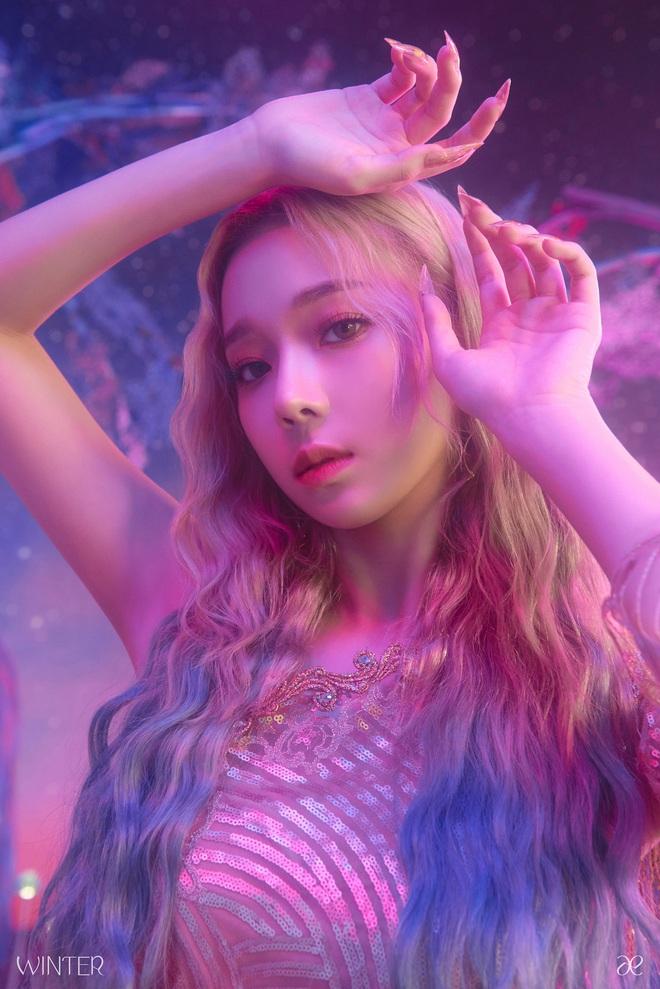 SM tung ảnh thành viên đầu tiên của nhóm nữ mới: Có nét giống Taeyeon (SNSD), nhìn tên mà tưởng theo concept… xuân hạ thu đông? - Ảnh 2.