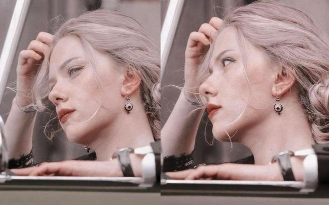 Dân tình mê mệt vì ảnh Goá phụ đen Scarlett Johansson hồi tóc vàng: Góc nghiêng cực phẩm, kéo đến ảnh chưa PTS mà choáng - Ảnh 2.
