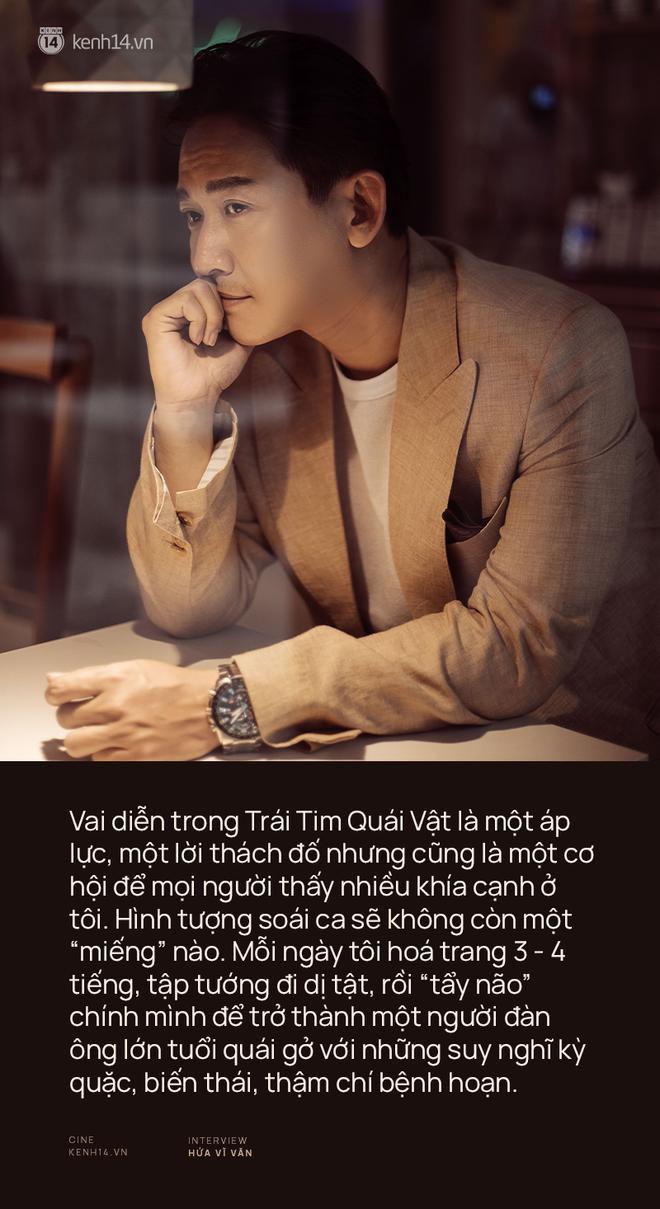Hứa Vĩ Văn: Tôi là người duy nhất phải casting Tiệc Trăng Máu, NSX cũng có định kiến với tôi! - Ảnh 11.