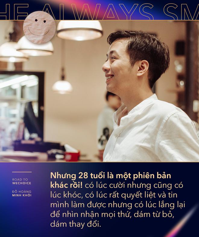 """Đỗ Hoàng Minh Khôi: """"Những người càng gặp nhiều thử thách càng có nhiều bản lĩnh, và cơ hội thành công cũng lớn hơn"""" - Ảnh 6."""