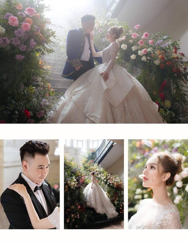 Xemesis nhá hàng ảnh cưới, dân tình nhiệt tình thả tim vì visual cô dâu Xoài Non quá đỉnh - Ảnh 2.