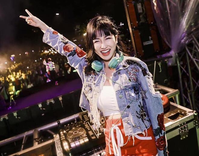Từng gây bão khi cùng đội Sơn Tùng M-TP tại The Remix, DJ Trang Moon thay đổi thế nào tại King Of Rap? - Ảnh 7.