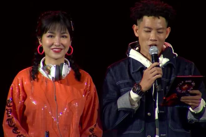 Từng gây bão khi cùng đội Sơn Tùng M-TP tại The Remix, DJ Trang Moon thay đổi thế nào tại King Of Rap? - Ảnh 6.