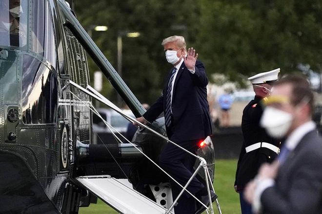 Đằng sau khả năng phục hồi thần tốc của Tổng thống Mỹ Donald Trump: Để được điều trị giống vậy, bạn sẽ phải tốn bao nhiêu tiền? - Ảnh 5.