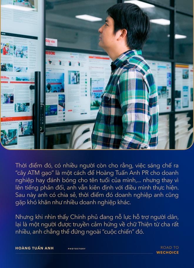 Chủ cây ATM gạo trước khi thành công từng thất bại đến trắng tay, vươn lên nhờ bản lĩnh và tinh thần lạc quan - Ảnh 2.