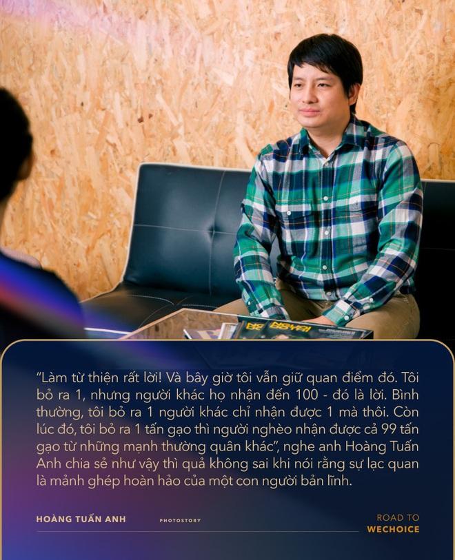 Chủ cây ATM gạo trước khi thành công từng thất bại đến trắng tay, vươn lên nhờ bản lĩnh và tinh thần lạc quan - Ảnh 6.