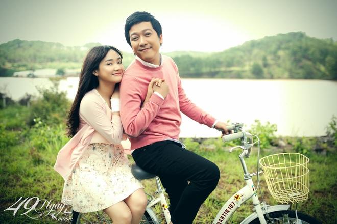 Nức lòng với 4 cặp đôi phim giả tình thật trên màn ảnh Việt: Trấn Thành - Hari cũng chưa ngọt bằng cặp đôi này - Ảnh 7.