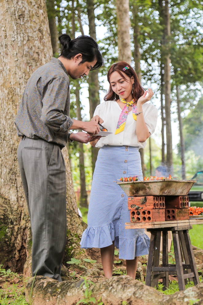 5 màn thả thính đầy chiêu trong phim Việt, hội FA bỏ túi lập tức nếu muốn thoát ế ngày Valentine! - ảnh 23
