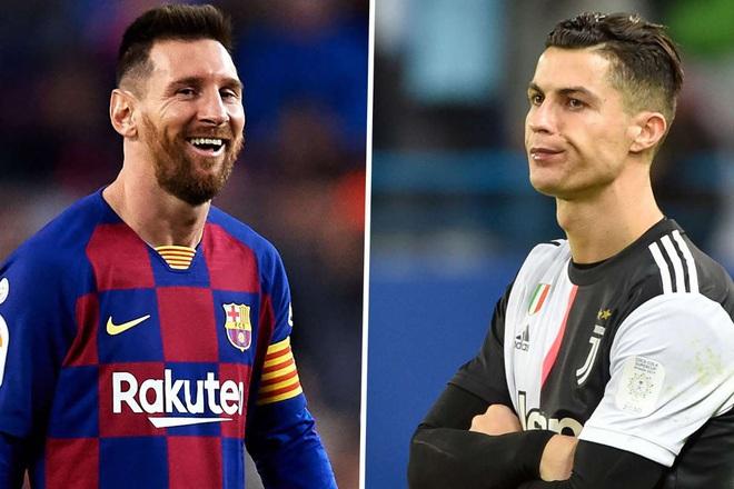 Đọc trộm nhật ký của Ronaldo khi Messi về chung đội - ảnh 1