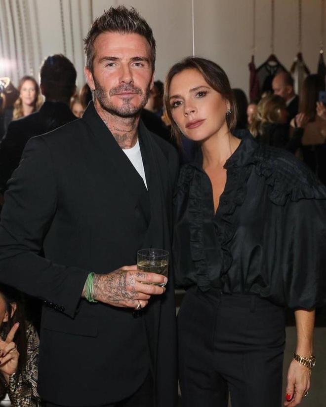 Chụp ảnh quảng cáo sương sương, nhưng ông chú David Beckham vẫn manly chết ngất, khiến đám đàn em còn phải chạy dài - ảnh 3