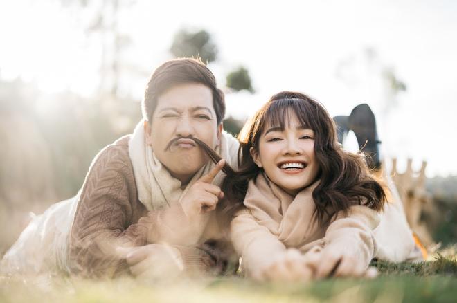 """Trường Giang - Nhã Phương tung bộ ảnh """"trốn con"""" mừng Valentine: Nhìn mà muốn cưới luôn và ngay! - Ảnh 5."""