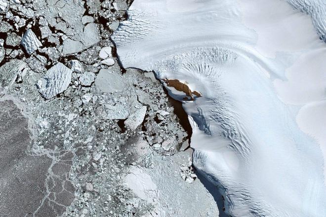 10 ảnh vệ tinh đẹp nao lòng từ Google Earth: Sự sắp đặt thần kỳ của tạo hóa xứng tầm tác phẩm triệu đô - ảnh 4