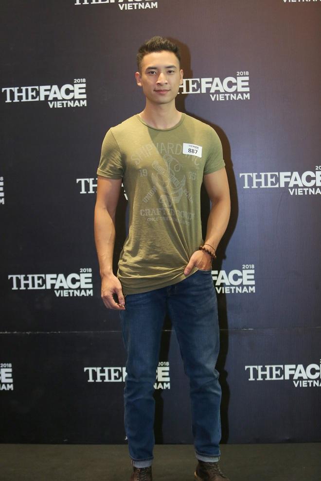 Mỹ nam Vietnam's Next Top Model mắc bệnh nan y phải cạo sạch tóc vẫn giữ vững tinh thần lạc quan - ảnh 7