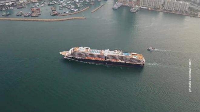Thêm 67 người dương tính với virus corona trên du thuyền bị cách ly tại Nhật Bản, tổng số ca nhiễm đã gần 300 trường hợp - ảnh 1