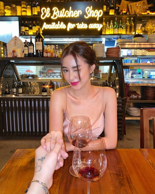 Hội bạn thân Chi Pu rủ nhau đi ăn còn tặng nhẫn vào V-day: Chỉ có con gái mới mang lại hạnh phúc cho nhau là đây sao? - ảnh 3