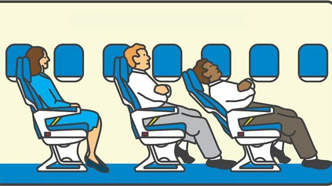 Nữ hành khách bị đấm liên tục vào lưng ghế trên máy bay, tiếp viên lại bênh vực kẻ ngồi sau và tranh cãi kịch liệt của cư dân mạng: Ai đúng, ai sai? - ảnh 4