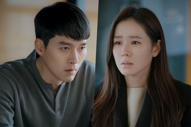 Crash Landing on You tập 15 lại nhá hàng cảnh Hyun Bin - Son Ye Jin đỏ hoe mắt từ biệt, đoạn kết bi thương sắp đến rồi? - ảnh 1