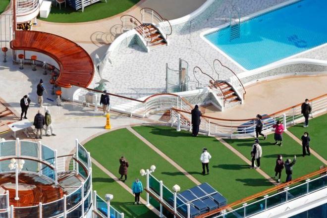 Du thuyền Diamond Princess: Xét nghiệm 1200 người có 355 ca nhiễm, tỉ lệ gần 30% chỉ từ 1 nguồn duy nhất - Tại sao cách ly rồi mà lây nhiễm nhiều như vậy? - ảnh 3
