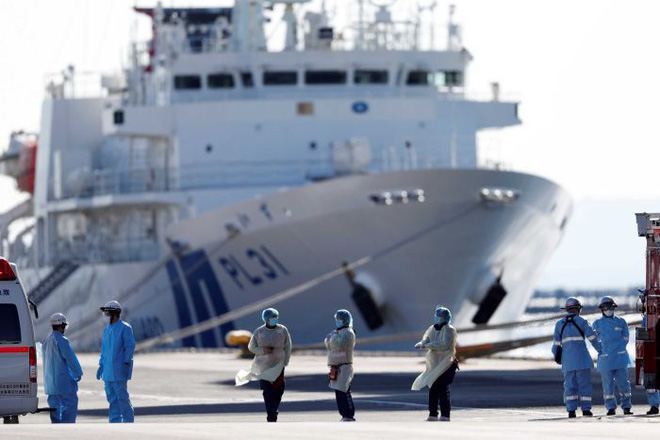 Du thuyền Diamond Princess: Xét nghiệm 1200 người có 355 ca nhiễm, tỉ lệ gần 30% chỉ từ 1 nguồn duy nhất - Tại sao cách ly rồi mà lây nhiễm nhiều như vậy? - ảnh 6