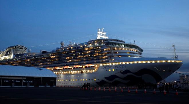 Du thuyền Diamond Princess: Xét nghiệm 1200 người có 355 ca nhiễm, tỉ lệ gần 30% chỉ từ 1 nguồn duy nhất - Tại sao cách ly rồi mà lây nhiễm nhiều như vậy? - ảnh 1