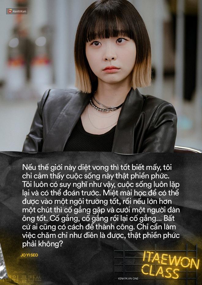 10 câu nói giúp bạn đổi đời từ Tầng Lớp Itaewon: Nghèo nàn, không được học hành, cũng không thể vì thế mà thành tội phạm - ảnh 3