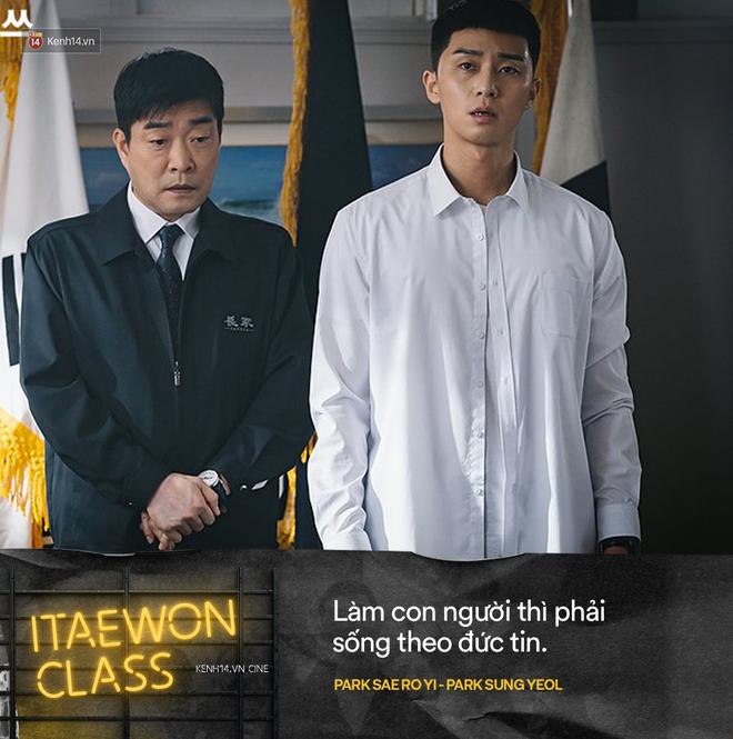 10 câu nói giúp bạn đổi đời từ Tầng Lớp Itaewon: Nghèo nàn, không được học hành, cũng không thể vì thế mà thành tội phạm - ảnh 4