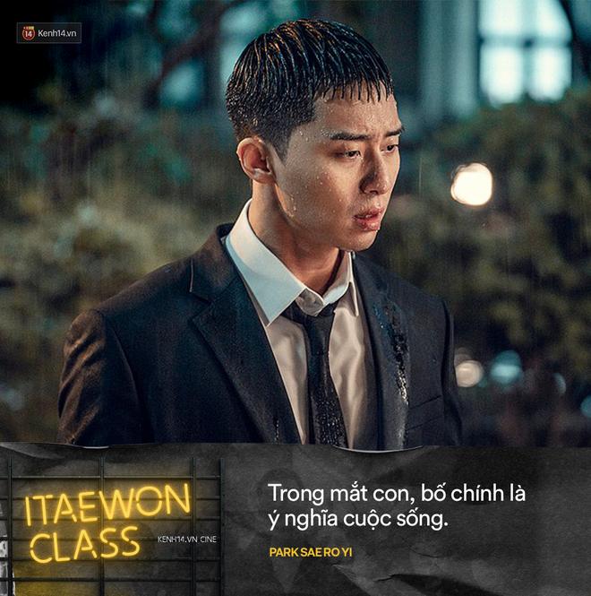 10 câu nói giúp bạn đổi đời từ Tầng Lớp Itaewon: Nghèo nàn, không được học hành, cũng không thể vì thế mà thành tội phạm - ảnh 5