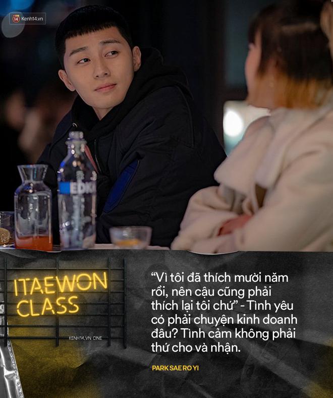 10 câu nói giúp bạn đổi đời từ Tầng Lớp Itaewon: Nghèo nàn, không được học hành, cũng không thể vì thế mà thành tội phạm - ảnh 9