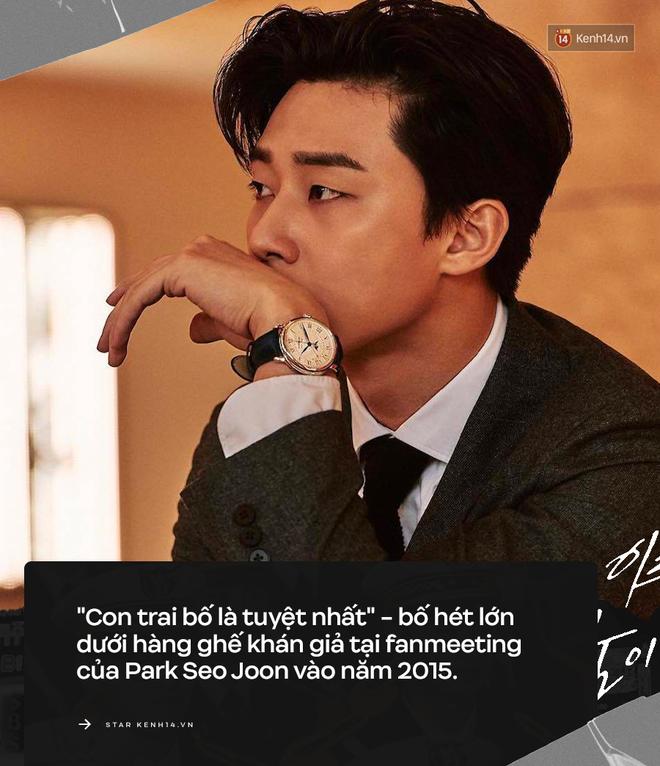 Park Seo Joon: Kẻ cố chấp không bước vào làng giải trí vì tiền và cái nấc trong 6 chữ Con trai bố là tuyệt nhất đầy nước mắt - ảnh 5