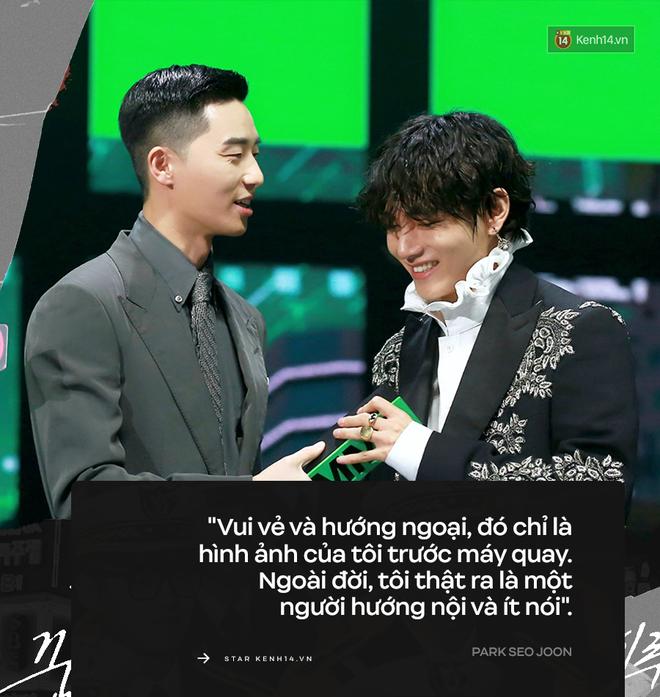 Park Seo Joon: Kẻ cố chấp không bước vào làng giải trí vì tiền và cái nấc trong 6 chữ Con trai bố là tuyệt nhất đầy nước mắt - ảnh 7