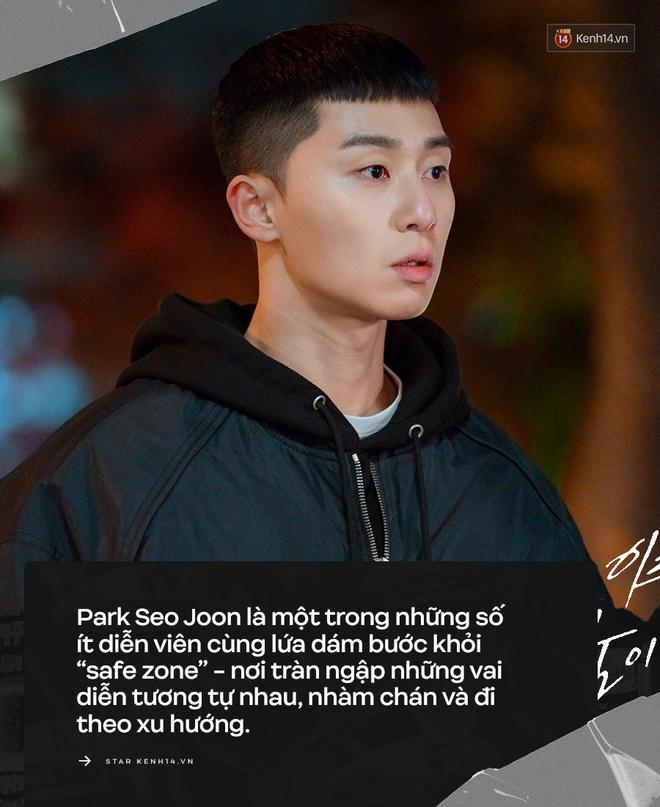 Park Seo Joon: Kẻ cố chấp không bước vào làng giải trí vì tiền và cái nấc trong 6 chữ Con trai bố là tuyệt nhất đầy nước mắt - ảnh 4