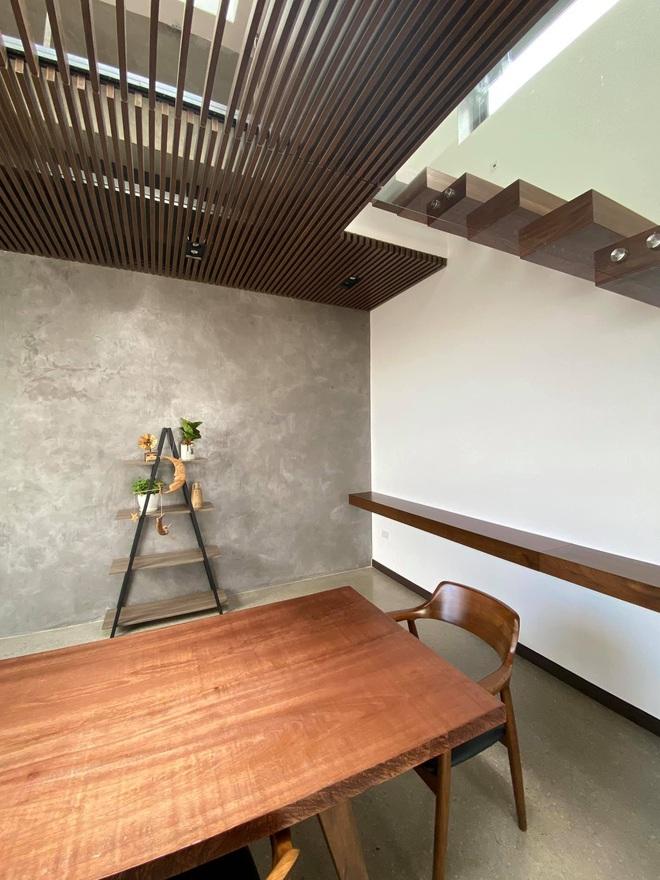 Mọi ngóc ngách trong biệt thự mới của Tóc Tiên tại Đà Lạt: Thiết kế hiện đại sang trọng, 90% đều bằng gỗ - ảnh 8