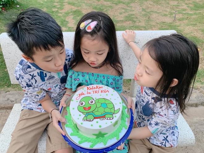 Chồng Ốc Thanh Vân tự tay mang tặng vợ giày hiệu mừng sinh nhật lúc 3h sáng: Ngôn tình đời thực sau 20 năm yêu - ảnh 6
