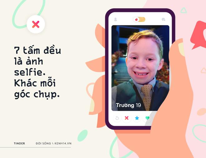 Lên Tinder thấy mà tức: Cứ để ảnh đại diện thế này thì cuộc đời độc thân của bạn sẽ còn dài như sông Volga! - ảnh 7