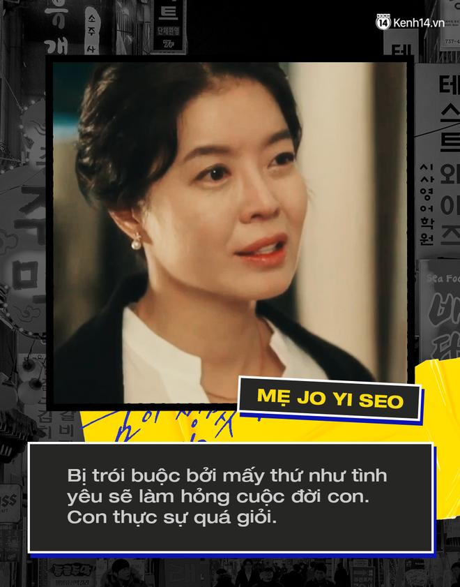 Tuyển tập lời thoại nói hộ nỗi lòng của mọi ông bố bà mẹ trên đời đến từ 3 vị phụ huynh trong Tầng lớp Itaewon - ảnh 9