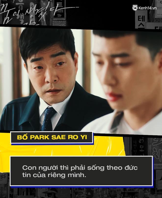 Tuyển tập lời thoại nói hộ nỗi lòng của mọi ông bố bà mẹ trên đời đến từ 3 vị phụ huynh trong Tầng lớp Itaewon - ảnh 1
