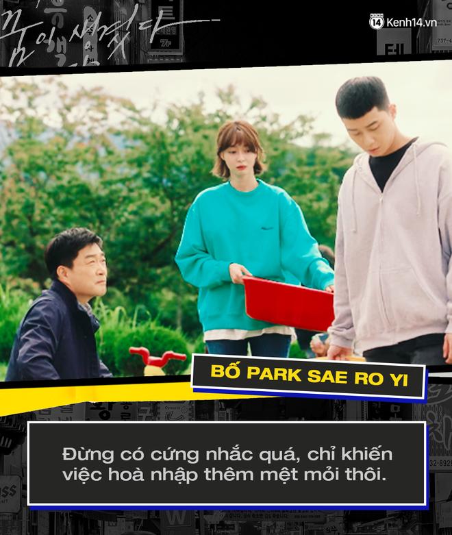 Tuyển tập lời thoại nói hộ nỗi lòng của mọi ông bố bà mẹ trên đời đến từ 3 vị phụ huynh trong Tầng lớp Itaewon - ảnh 2