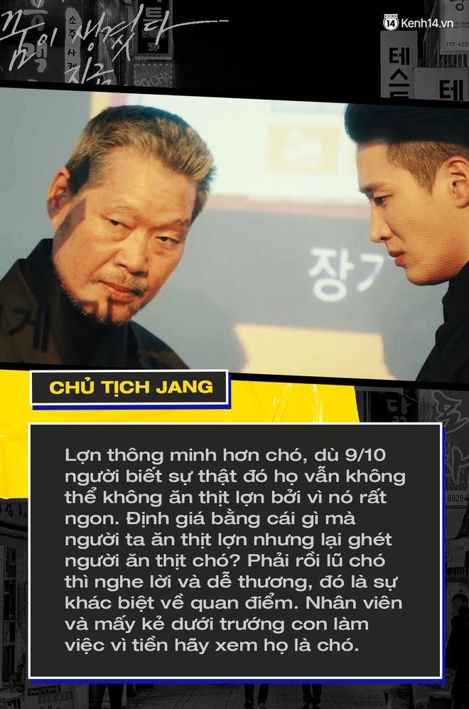 Tuyển tập lời thoại nói hộ nỗi lòng của mọi ông bố bà mẹ trên đời đến từ 3 vị phụ huynh trong Tầng lớp Itaewon - ảnh 5
