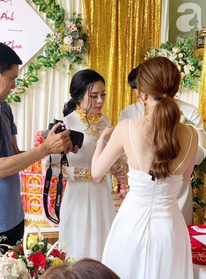Tiết lộ thêm về đám cưới 2,5 tỷ hồi môn và 49 cây vàng đang gây sốt MXH: Cặp đôi quen nhau 8 tháng, gia đình nhà chú rể cũng không phải dạng vừa đâu - ảnh 1