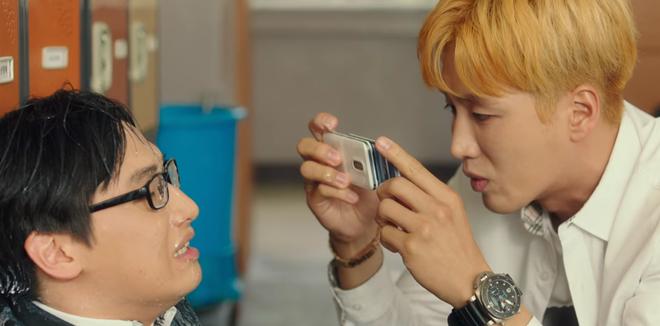 Giả thiết cú twist ở Tầng Lớp Itaewon: Park Seo Joon bắt tay với giám đốc Jangga, lật đổ kẻ thù giết bố? - ảnh 4