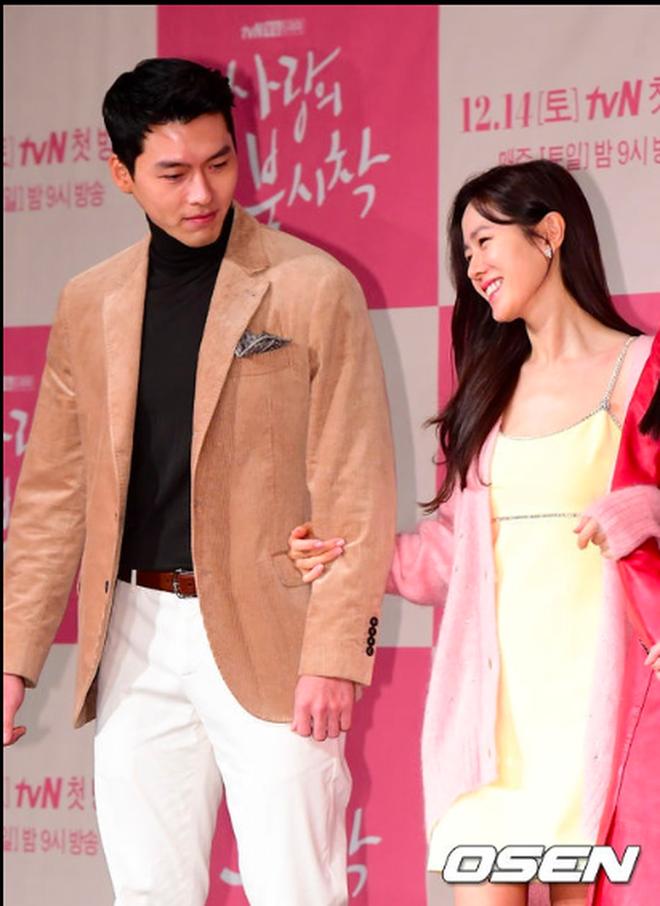 Phát mệt những lần Hyun Bin và Son Ye Jin bị bắt tại trận mà cứ chối đây đẩy: Bạn bè có ai như này không? - ảnh 18