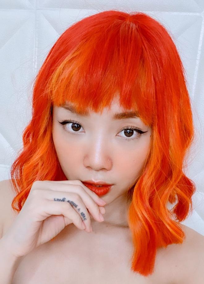 Sao Việt đua nhau đổi tóc mới: Châu Bùi tóc tém, Tóc Tiên tóc chóe nhưng không ai thi lão hóa ngược được với Nhã Phương - Ảnh 4.