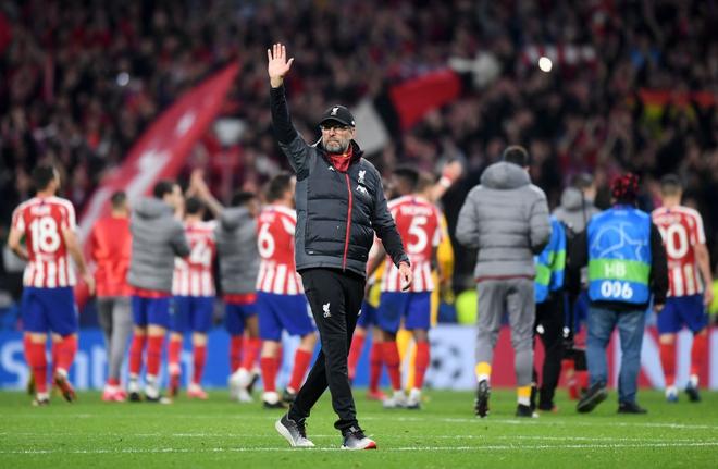 Sở hữu thống kê tệ hại, ĐKVĐ Liverpool nhận thất bại ở lượt đi vòng 1/8 Champions League - ảnh 9