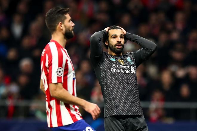 Sở hữu thống kê tệ hại, ĐKVĐ Liverpool nhận thất bại ở lượt đi vòng 1/8 Champions League - ảnh 4
